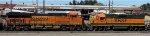 BNSF 6952 - BNSF 2156