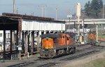 BNSF 7403 - BNSF 2104 - BNSF 5138