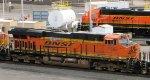 BNSF 7892 - BNSF 2767
