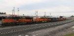 BNSF 9276 - BNSF 7423 - CSX 3347 - BNSF 7321 - BNSF 4301 - BNSF 8085