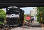 CP SD30C-ECO #5006 on Conrail JR-2 (CSX K634)