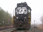 NS 5148 out of the fog