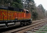 BNSF 4504