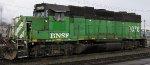 BNSF 2078