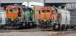 BNSF 2133 and BNSF 2085