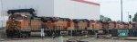 BNSF 5337 - BNSF 6809 - BNSF 4400 - BNSF 6194 - BNSF 5908 - BNSF 7529 - BNSF 1924