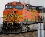 BNSF 5673