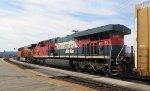 BNSF 6568 - FXE 4691