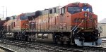 BNSF 7445 - BNSF 8042