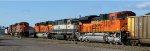 BNSF 7766 - BNSF 4402 and BNSF 8593 - BNSF 9531 - BNSF 8994