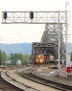 UP 3651 - CP 9362 - UP 5554