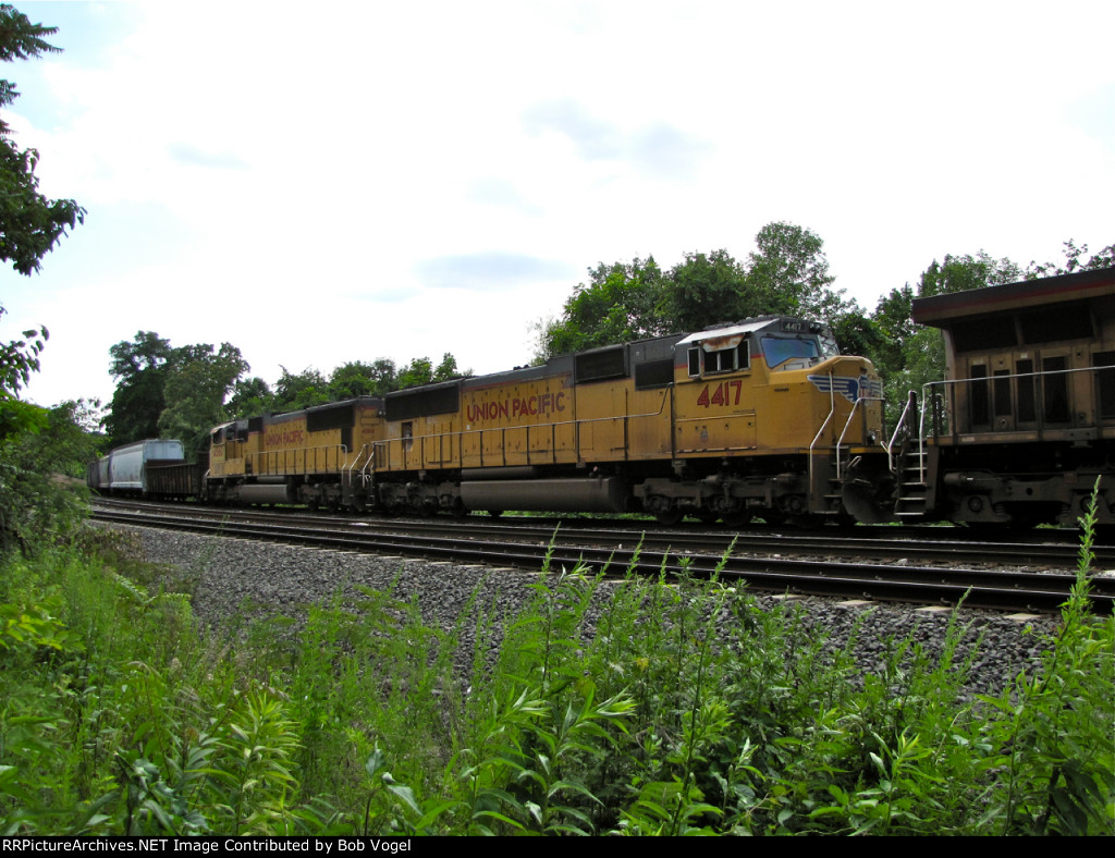 UP 4417 and 4560