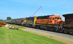 BNSF 2655 and 3167