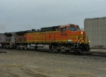 "BNSF 4455 ""TWO PAIR"""