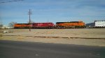 BNSF Pulls Cars from Fernley