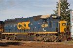 CSXT 6396 ExRF&P On CSX J 782 North