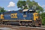 CSXT 6396 On CSX Y 201 Yard Job