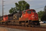 CN 8867 On NS 175 East