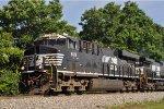 NS 8111 Eastbound