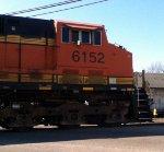 BNSF #6152