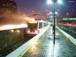 LACMTA Gold Line light rail system Pasadena California USA