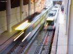 LACMTA Gold Line light rail system Pasadena California