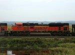 BNSF 9270
