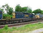 CSX 8196