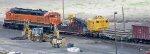BNSF 2917 - BNSF 2923