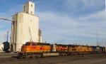 BNSF 4548 - UP 7793 - CSX 4722
