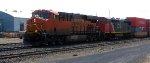 BNSF 6571 - CN 2439