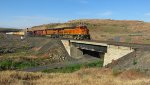 BNSF 6913 - BNSF 5006 - CP 9568