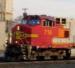 BNSF 716