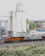 BNSF 7387 - CREX 1409