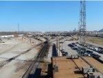 BNSF Tulsa Yard