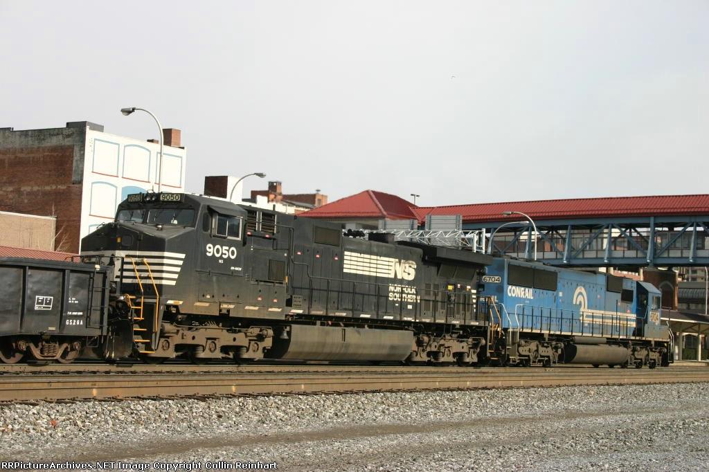 NS 9050 & NS 6704