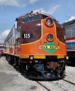 Iowa Pacific E8 #515