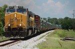 K575-06 Unit Pipe Train