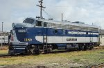 WAB 1189, EMD F7A, from the Monticello Railway Museum in Monticello Illinois,