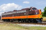 Iowa Pacific 515, EMD E8, from Ed Ellis - Iowa Pacific Holdings in Chicago IL, seen here