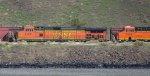 BNSF 4129 - BNSF 7454