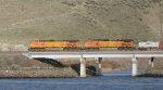 BNSF 4644 - BNSF 5405
