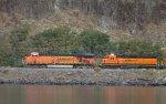 BNSF 5859 - BNSF 2102
