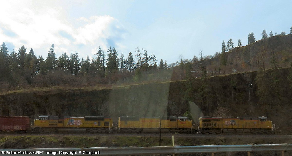 UP 8017 - UP 4522 - UP 8713