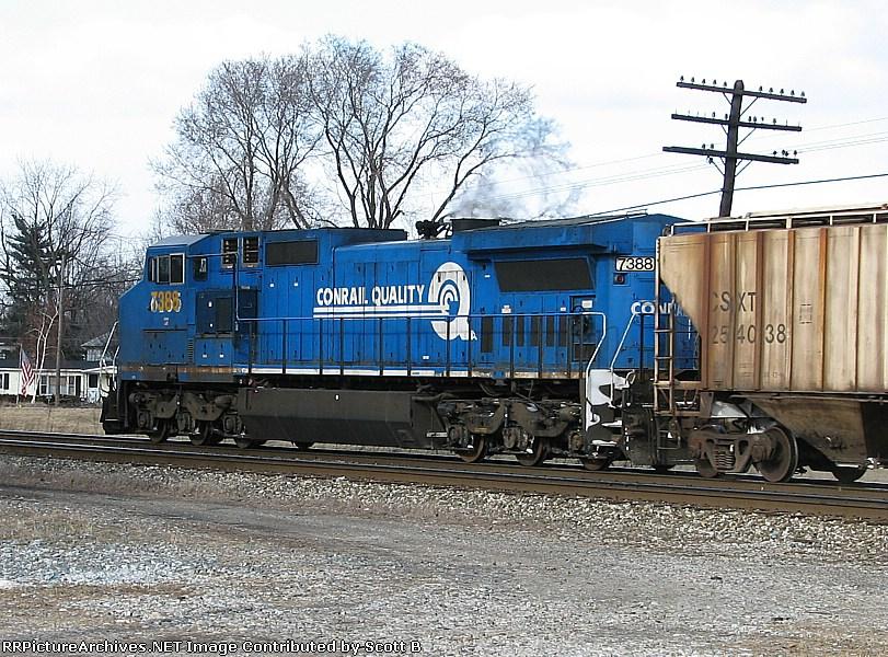 CSX 7388 G855