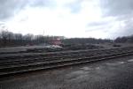 MOW yard at Cresson