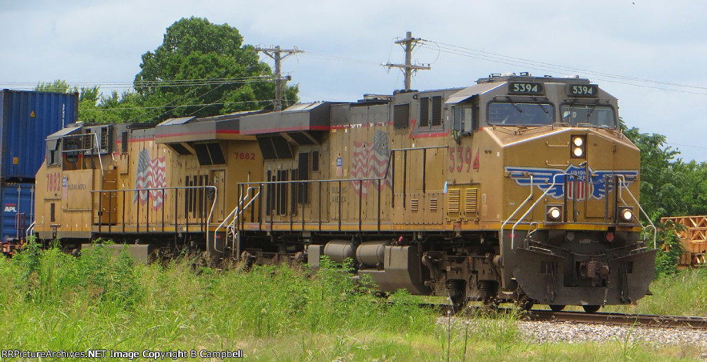 UP 5394 - UP 7882