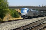 Amtrak 83 & 136