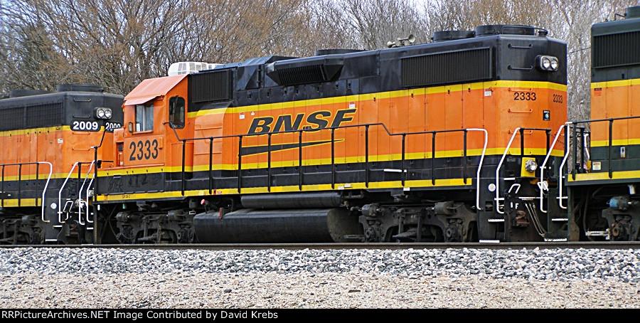 BNSF 2333