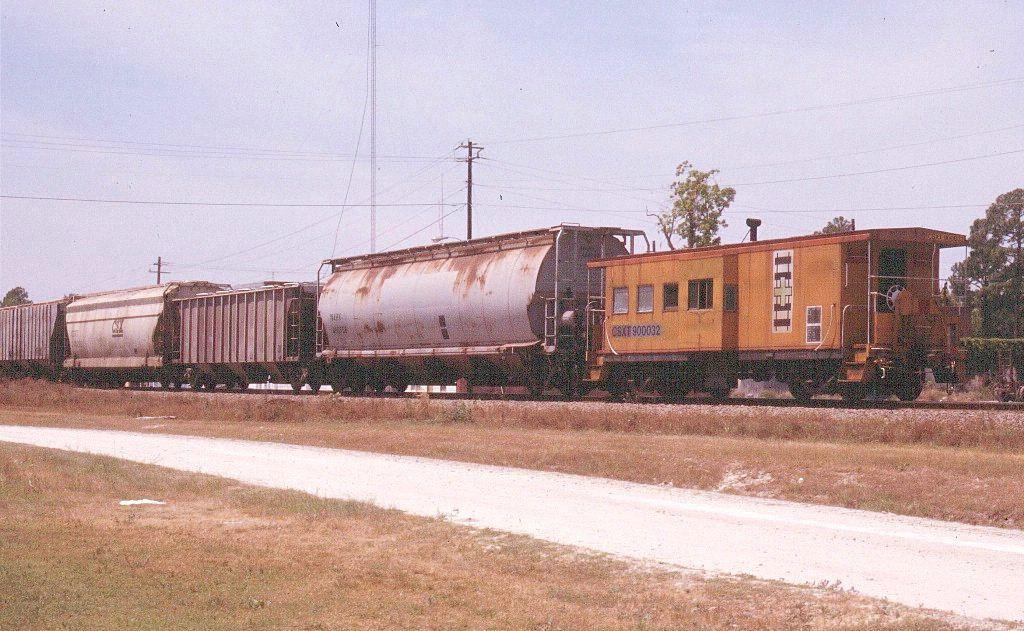 CSX 900032 on Q650 heading for Thomasville, GA